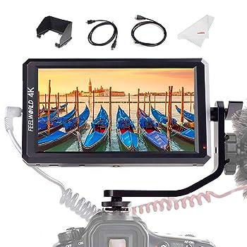 Feelworld F6 カメラ用液晶モニター 5.7インチIPS
