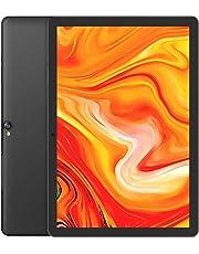 """Tablette Tactile 10.1 Pouces, VANKYO MatrixPad Z4 10.1"""" Tablette Android 9.0 Pie, Caméra Arrière 8MP, 32GB Stockage, 2GB RAM, HD IPS Écran, Fonction Eye Health, OTG, WiFi, Bluetooth, Noir"""