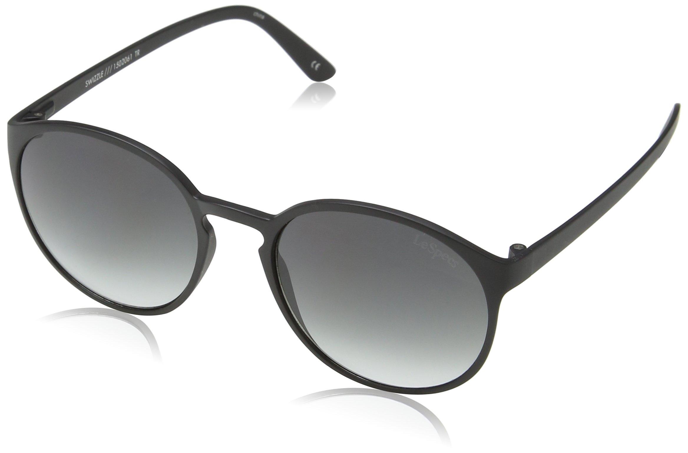 Le Specs Unisex Swizzle Matte Black One Size by Le Specs