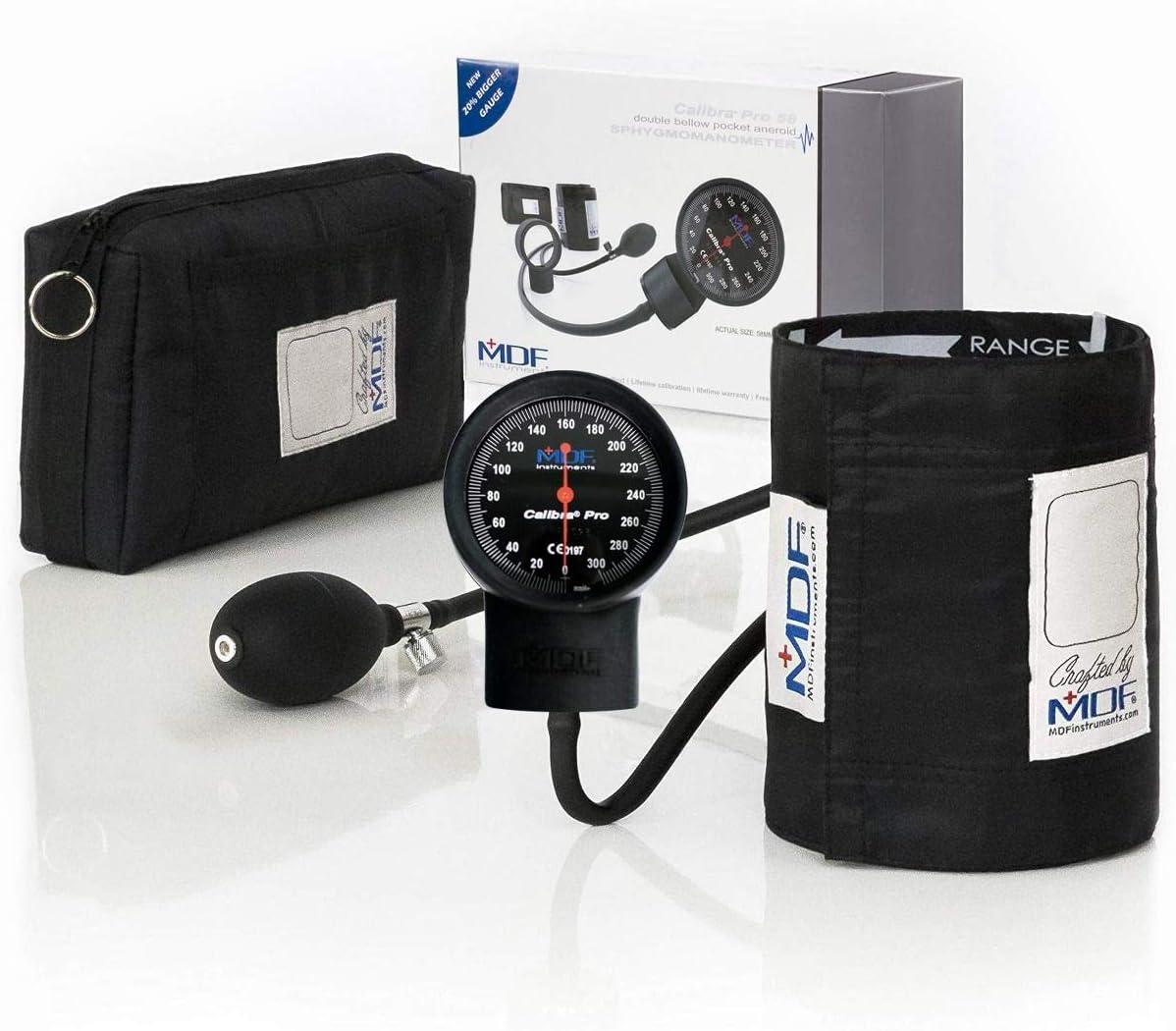 Amazon.com: MDF Calibra Pro Aneroid Sphygmomanometer ...