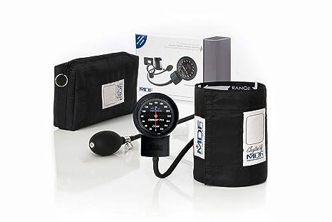 MDF Calibra Pro MDF808B-11, Monitor Esfigmomanómetro aneroide profesional de presión arterial, Negro
