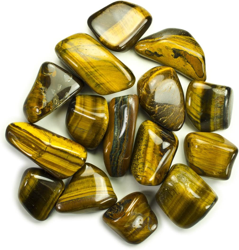 5 LB LOT OF GOLDEN TIGEREYE ROUGH FROM AFRICA