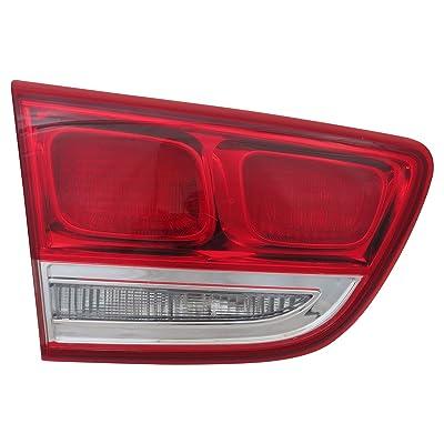 TYC 17-5564-00 Reflex Reflector: Automotive