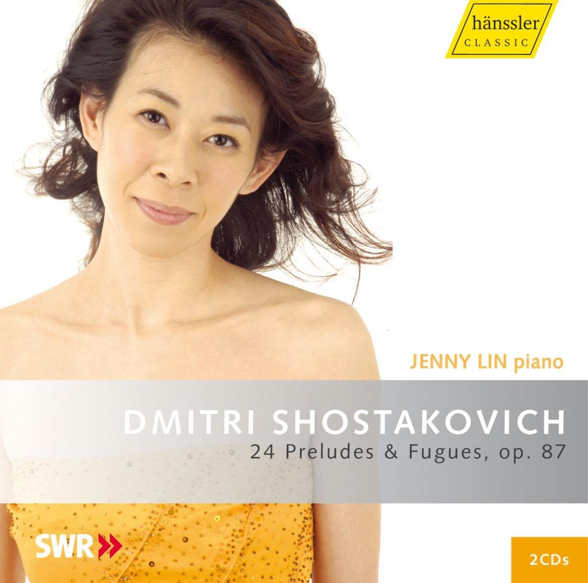 Shostakovich: 24 Preludes & Fugues, Op. 87 by Haenssler Classics