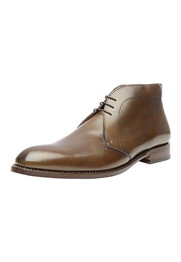 HommeDe Homme N° George En Cuir Chaussure Shoepassion Goodyear 601 Boots Classique Pour Olive Qualité SupérieureCousus BrxodCe