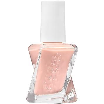 essie Gel Couture 2-Step Longwear Nail Polish, Fairy Tailor, Sheer Nude  Pink Nail Polish, 0.46 fl. oz.