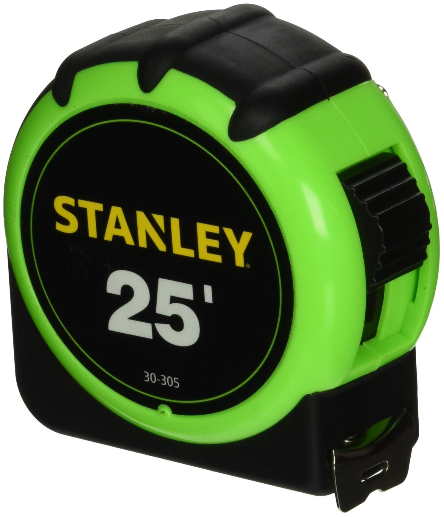 Stanley 30-305 High-Visibility Tape Rule, 1 Inch X 25' - 30-305J