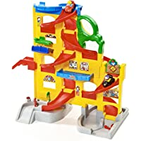 Fisher-Price Little People Wheelies Stand 'n Play Playset