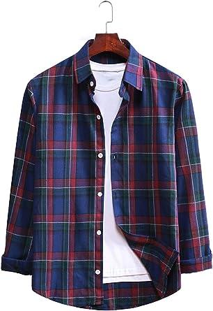 Camisa de franela para hombre, para hombre, estilo bufalo ...