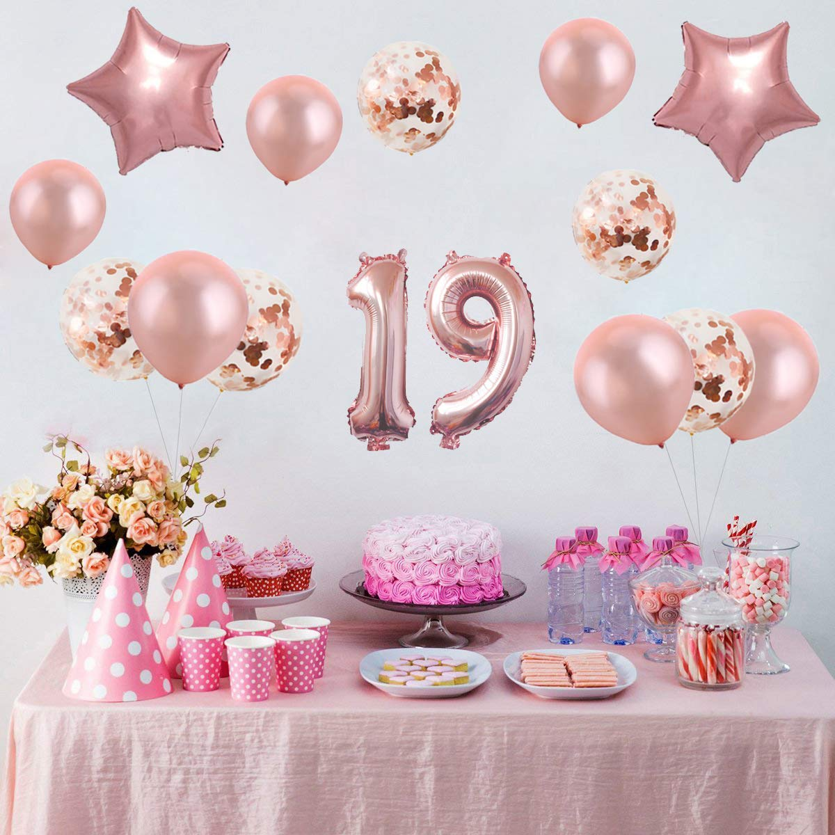 Amazoncom Birthday Party Decorations Supplies19th
