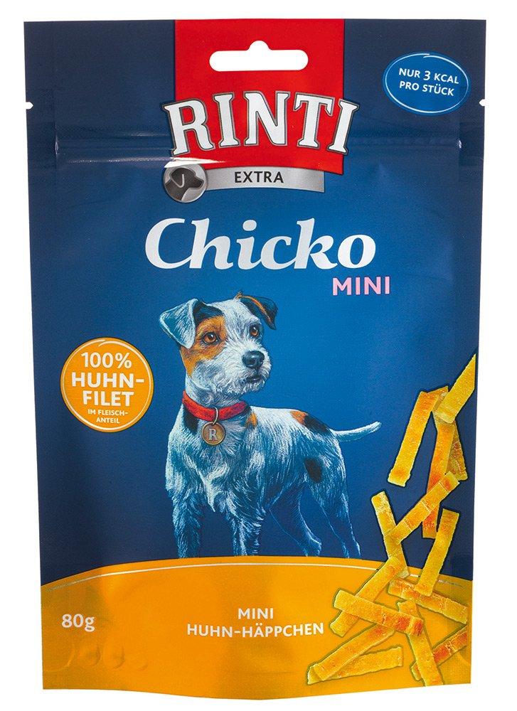 Rinti Extra Chicko Mini Huhn,12er Pack (12 x  80 g)