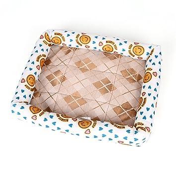 Cupcinu Perro almohadilla Esterilla perro Manta de perro Cama nido para mascotas Nido de animales de