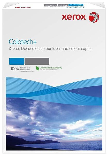 Xerox 003R97098 Colotech - Papel Premium para impresora láser a ...