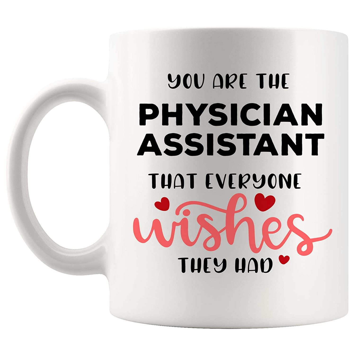 Amazon.com: Proud Best Ever Physician Assistant Mug Coffee ...