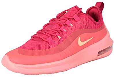 Nike Women's Air Max Axis Running Shoes. Rush PinkMelon TintBleached Coral, Size 9