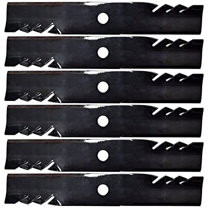 Amazon.com: 6pk Oregon G5 Gator cuchillas para Toro tabla de ...