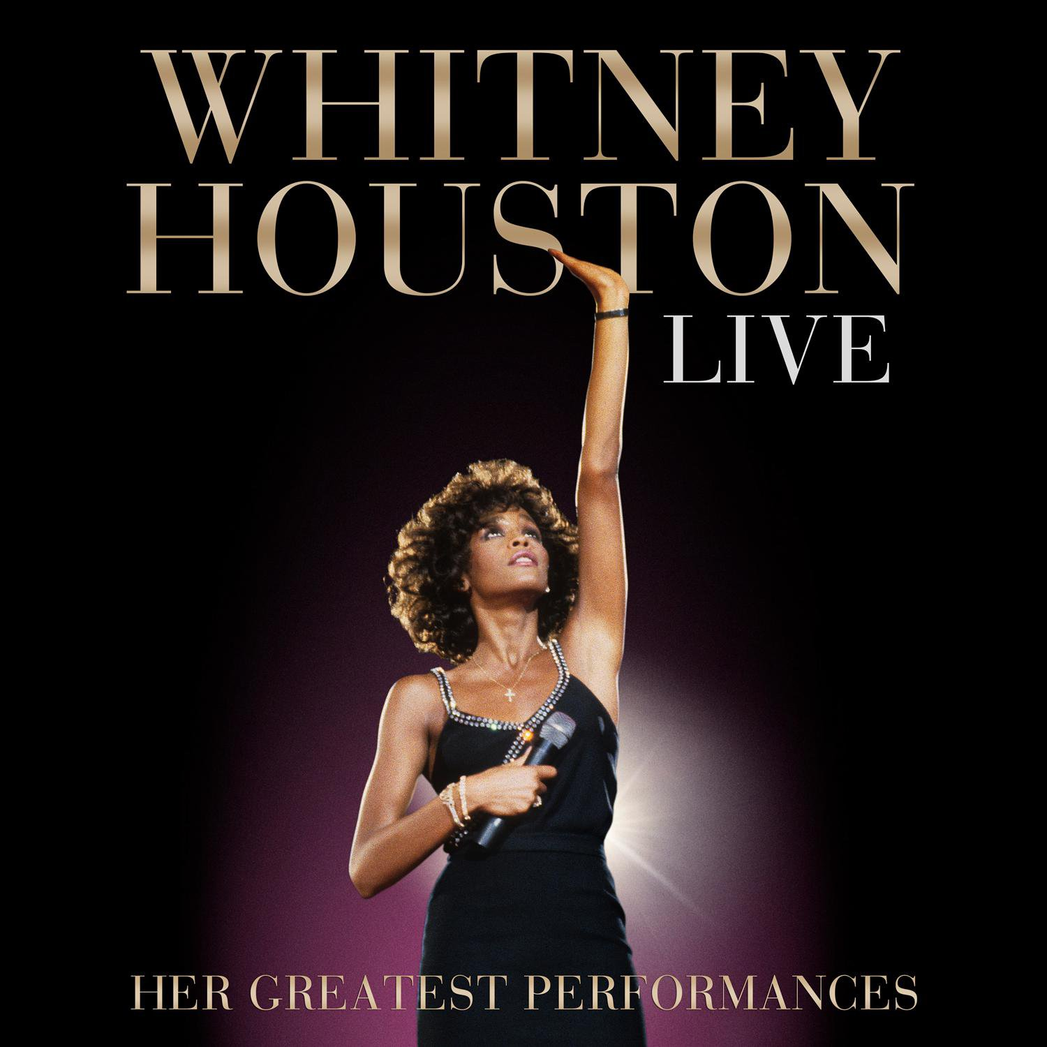 Whitney Houston Live: Her Greatest Performances by Arista