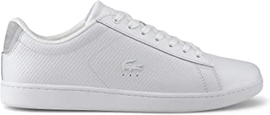 Lacoste Carnaby Lace Up Shoes For Men Size 43 EU, White