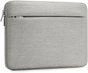 AtailorBird Funda Ordenador Portatil 13,3 Pulgadas,Bolsa pc Portátil Impermeable Anti-rasguños Antigolpes,Funda 13,3 Acolchada per Laptop/Notebook/MacBook/Chromebook -Gris