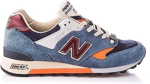 New Balance Herren Sneaker M577 TBO Blau - US10,5 (44,5 ...
