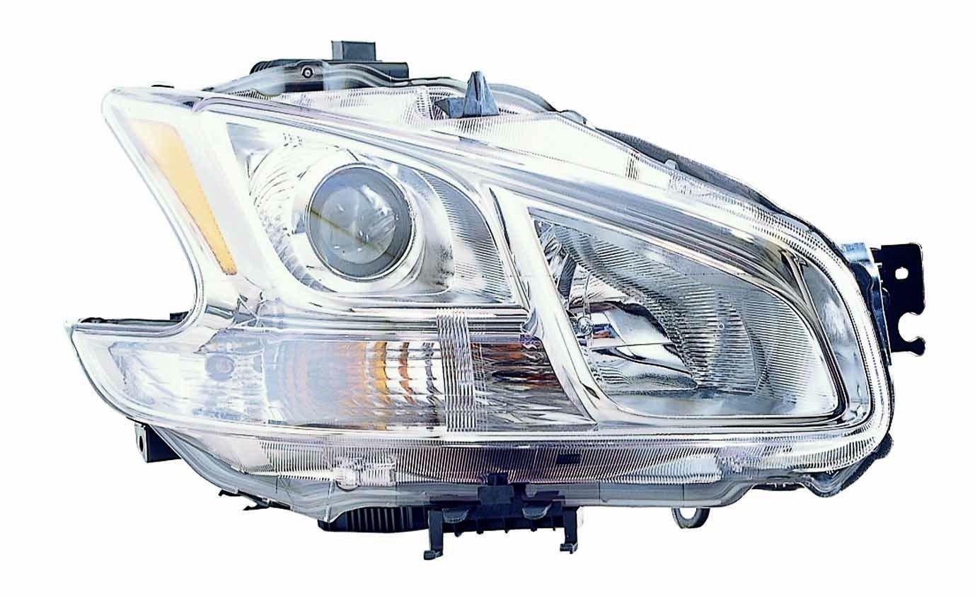 Depo 315-1172R-AF7 Headlight Assembly