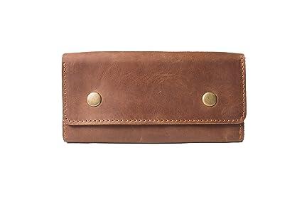 09a4d1de1720 Amazon.com: InCarne Stylish leather wallet travel wallet thin ...