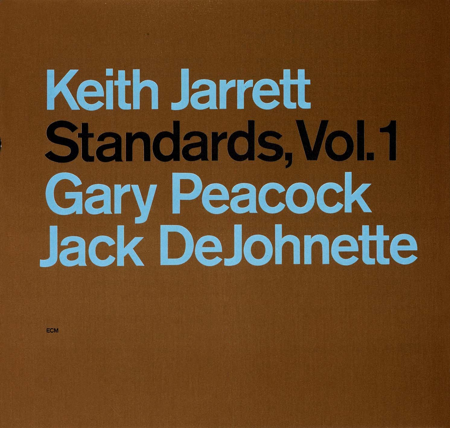 「standards Vol.1 Keith jarrett]」の画像検索結果