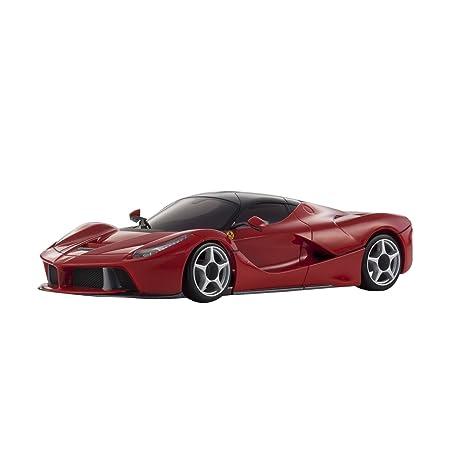 Amazoncom Kyosho Auto Scale Red La Ferrari Car Accessory Fits Mini