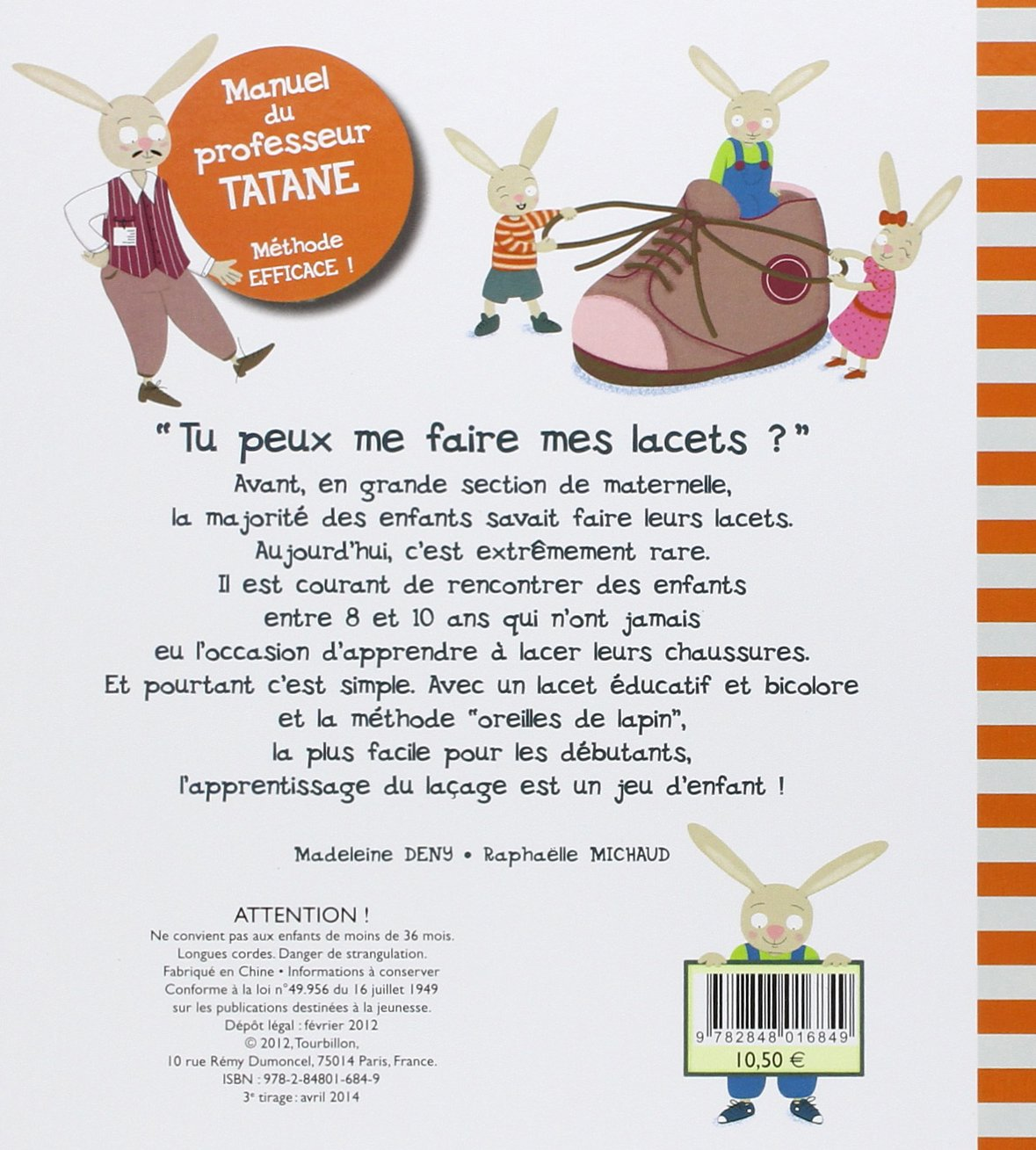 89a1438c096917 COMMENT LACER SES CHAUSSURES: Madeleine Deny, Raphaëlle Michaud:  9782848016849: Books - Amazon.ca