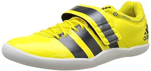 Adidas Atletismo zapatos discus / zapatos de lanzamiento de martillo deportivas Adizero 2 Q34038: Amazon.es: Zapatos y complementos