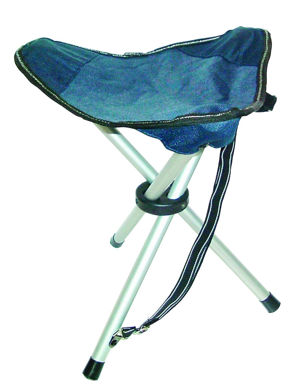 Explorer Fischer Folding Aluminium Stool Stool Folding Chair Aluminium Folding Camping Fishing Outdoor Garden Patio 4804