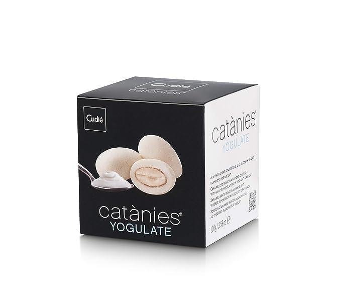 Cudié, Catànies de Yogur - 8 de 100 gr. - (Total 800 gr