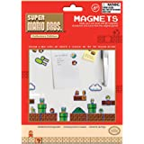 Paladone Nintendo Super Mario Bros Collectors Edition Magnets , 80 Magnets
