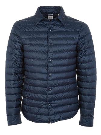 ASPESI Luxury Fashion Uomo I408E04185463 Blu Piumino
