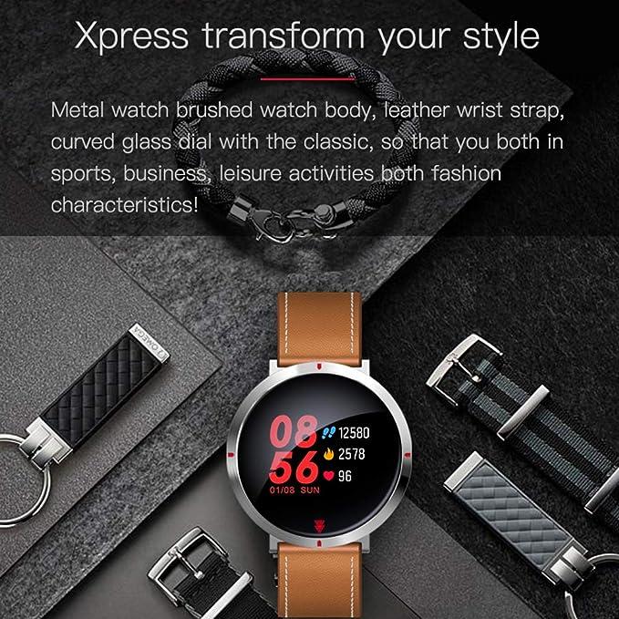 Android Wear Smartwatch, 0.96 Pulgadas OLED Display ...