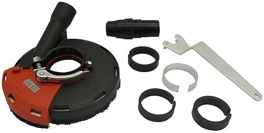 14 opinioni per HERZO 115/125 mm potenza Shroud polvere di accessori per smerigliatrice angolare
