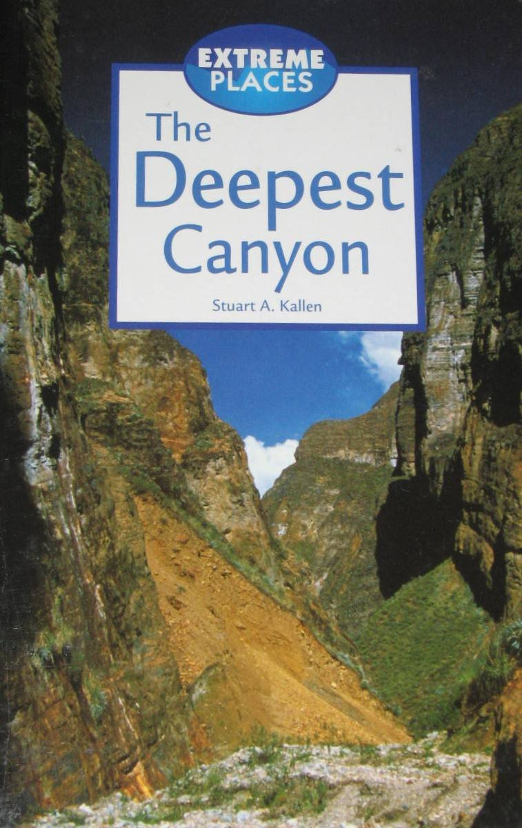 Download Extreme Places - The Deepest Canyon PDF