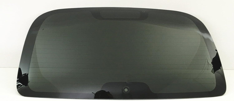 NAGD Compatible with 2001-2010 Chrysler PT Cruiser 4 Door Hatchback Rear Windshield Back Window Glass Heated