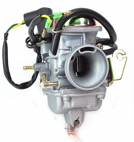 amazon com: carburetor for honda elite 150 ch150 ch150d deluxe 03-006:  automotive
