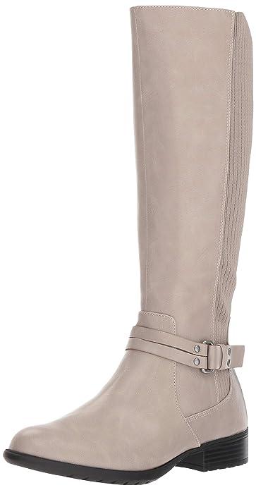 6da5961191ee LifeStride Women s X-Anita Knee High Boot Greige 5 ...