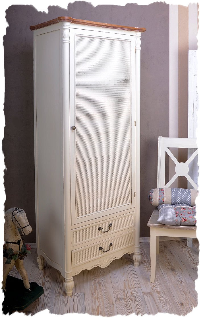 erfreut kleiderschrank shabby chic fotos die besten wohnideen. Black Bedroom Furniture Sets. Home Design Ideas
