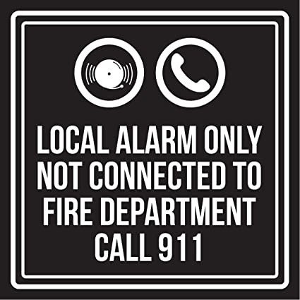Amazon.com: iCandy Products Inc Local Alarm Only Not ...