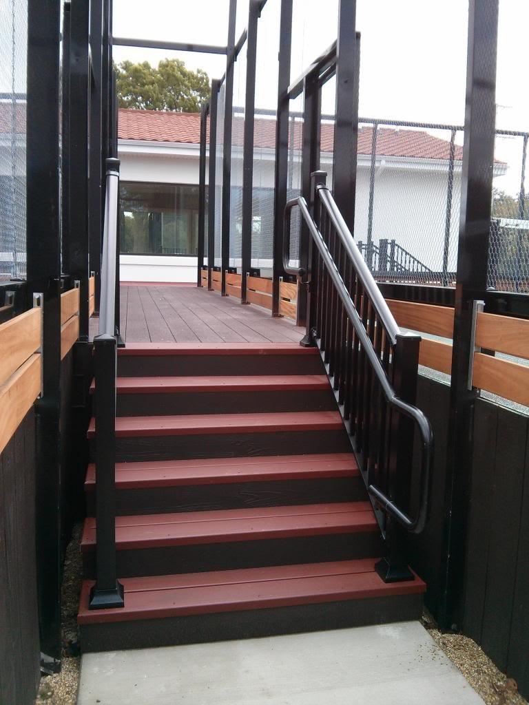 Contractor Handrail ADA 5 in. Internal Splice - Mill by Contractor Handrail
