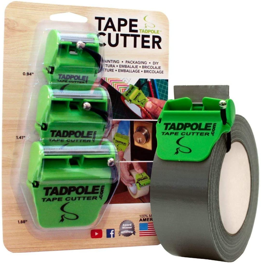 Tadpole ruban adhésif Cutter Combo Pack: Amazon.es: Oficina y papelería
