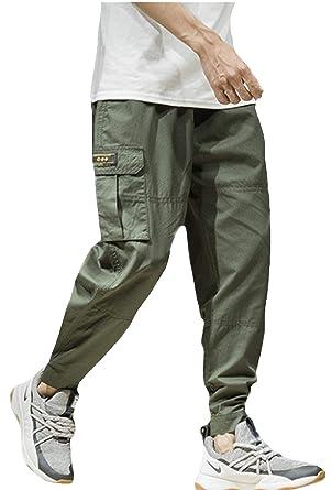 426a968eb2aed ZKKK サルエルパンツ メンズ カジュアル ロングパンツ 青年 春秋 ジョガーパンツ 学生 ズボン スウェットパンツ マジック