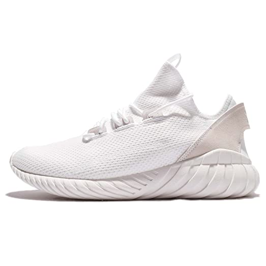 ADIDAS Men's Tubular Doom Sock PK, White, ...
