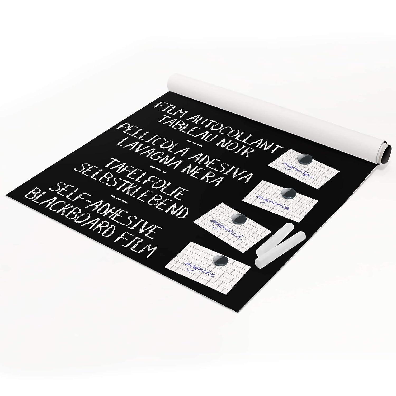 Bilderwelten Tafelfolie magnetisch - Memoboard selbstklebend - Küche 50 x 70 cm B07NDH2WZZ | Neuankömmling