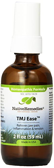 Amazon Com Native Remedies Tmj Ease Nutritional Formula 2 Fluid