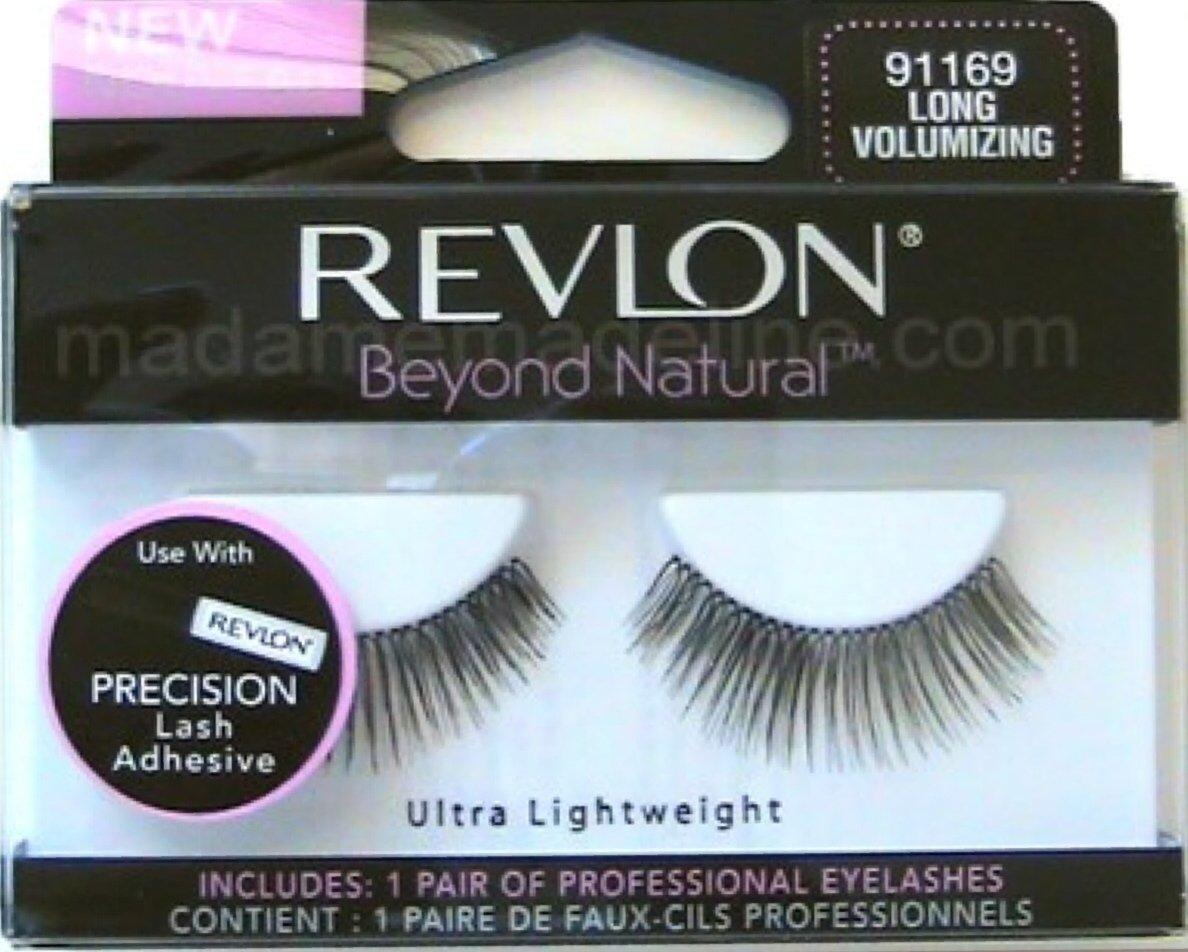 Amazon Revlon Beyond Natural Lash 91169 Long Volumizing 2