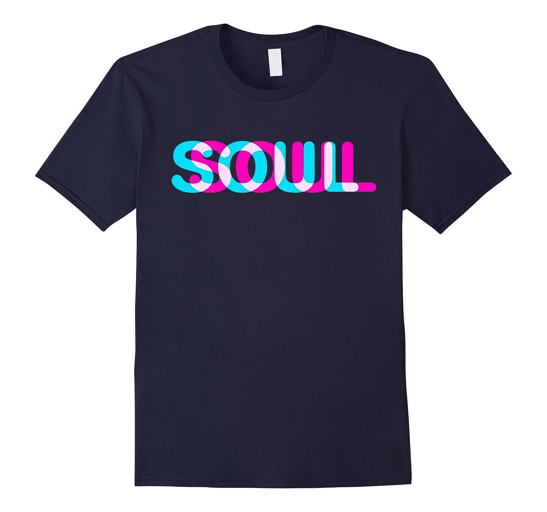 Soul t-shirt music disco sound shirt-Vaci